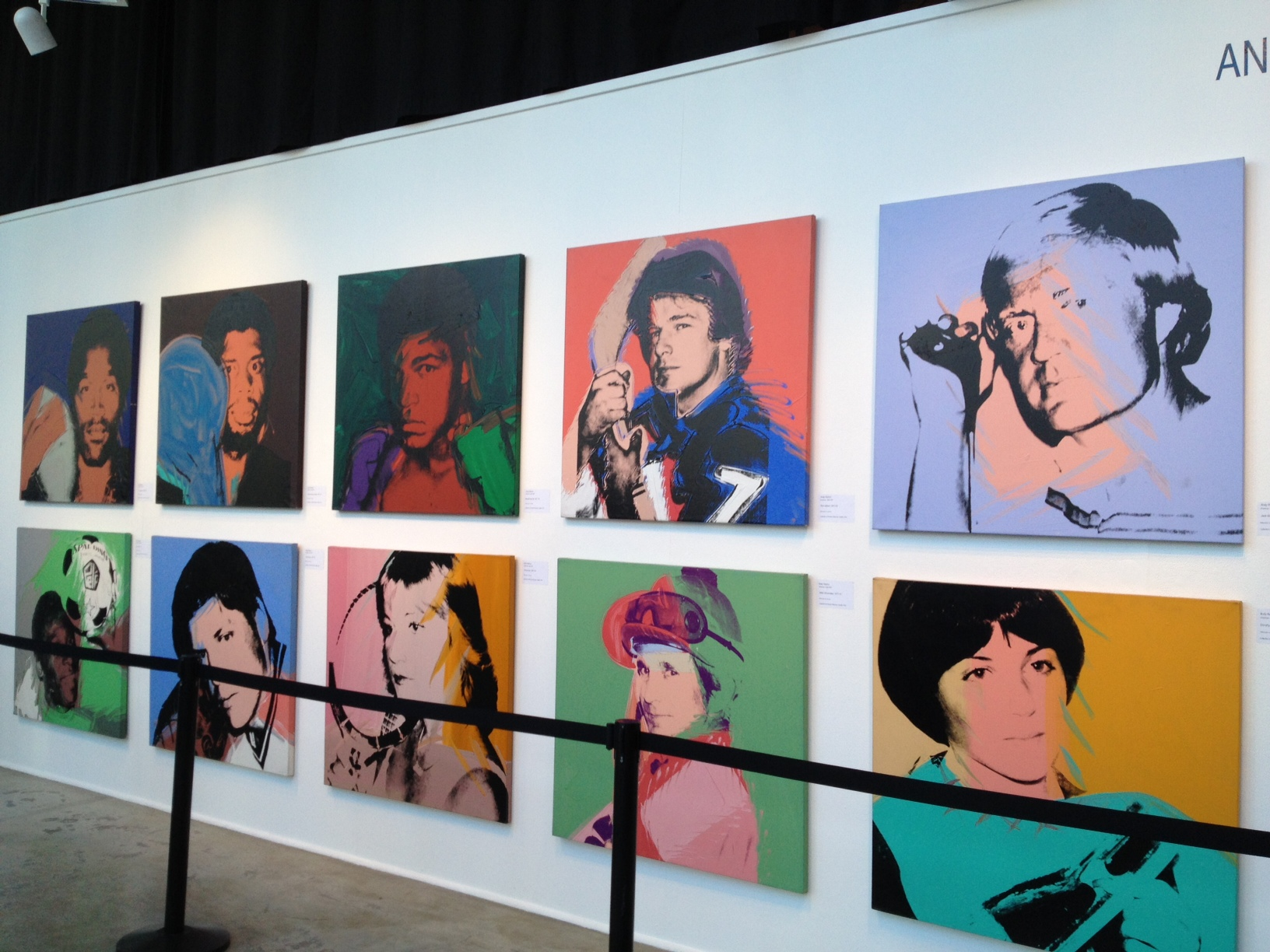 eight elvises Back in 2008, for example, andy warhol's eight elvises fetched $100 million in a  private sale so when sotheby's put warhol's double elvis.